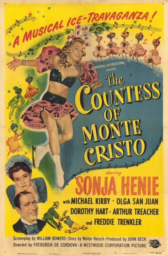 The Countess of Monte-Christo