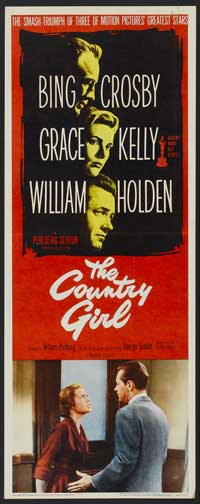 The Country Girl - 14 x 36 Movie Poster - Insert Style A
