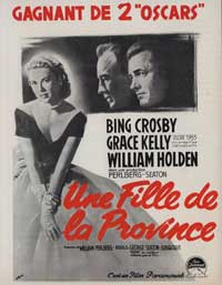 The Country Girl - 11 x 17 Movie Poster - French Style B