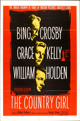 The Country Girl - 27 x 40 Movie Poster - Style D