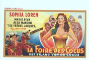 The Country Of Campanellie - 11 x 17 Movie Poster - Belgian Style A