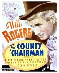 The County Chairman - 27 x 40 Movie Poster - Style A