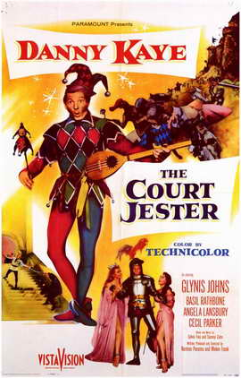 Court Jester - 11 x 17 Movie Poster - Style A