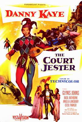 Court Jester - 27 x 40 Movie Poster - Style A