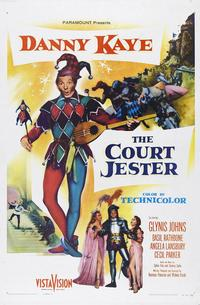 Court Jester - 43 x 62 Movie Poster - Bus Shelter Style B