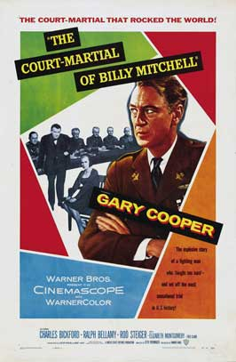 The Court-Martial of Billy Mitchell - 27 x 40 Movie Poster - Style B