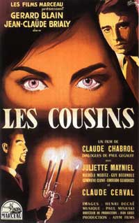 Cousins, The - 11 x 17 Movie Poster - French Style A