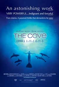 The Cove - 43 x 62 Movie Poster - Bus Shelter Style A