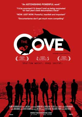 The Cove - 11 x 17 Movie Poster - Style E