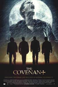 The Covenant - 11 x 17 Movie Poster - Style B