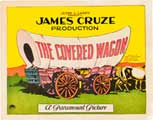 The Covered Wagon - 11 x 17 Movie Poster - Style I