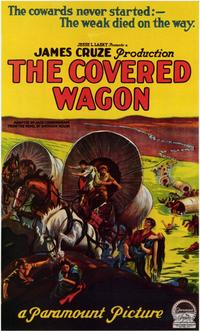 The Covered Wagon - 11 x 17 Movie Poster - Style B
