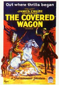 The Covered Wagon - 11 x 17 Movie Poster - Style D