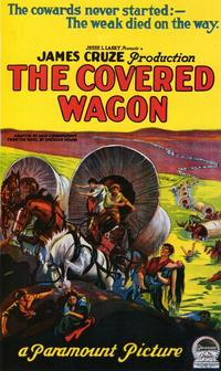 The Covered Wagon - 11 x 17 Movie Poster - Style E