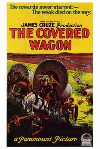 The Covered Wagon - 27 x 40 Movie Poster - Style B