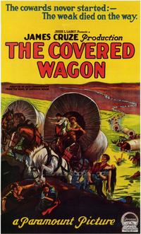 The Covered Wagon - 43 x 62 Movie Poster - Bus Shelter Style A