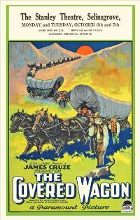 The Covered Wagon - 11 x 17 Movie Poster - Style H