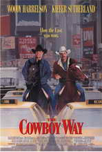 The Cowboy Way - 11 x 17 Movie Poster - Style B