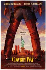 The Cowboy Way - Movie Poster - Reproduction - 11 x 17 Style A