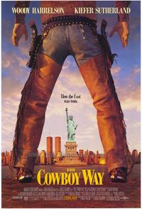 The Cowboy Way - 11 x 17 Movie Poster - Style A