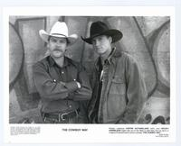 The Cowboy Way - 8 x 10 B&W Photo #1