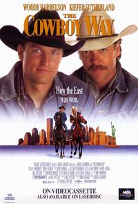 The Cowboy Way - 11 x 17 Movie Poster - Style C