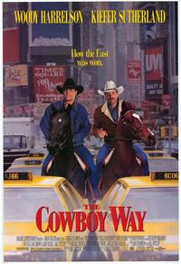 The Cowboy Way - 27 x 40 Movie Poster - Style B