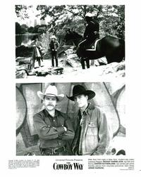 The Cowboy Way - 8 x 10 B&W Photo #5