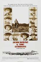 The Cowboys - 11 x 17 Movie Poster - Style E