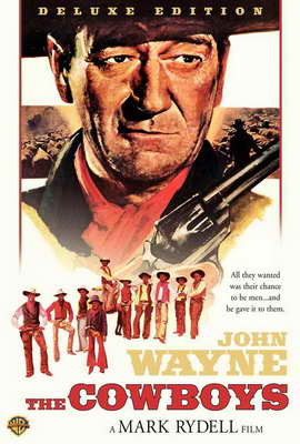 The Cowboys - 27 x 40 Movie Poster - Style A