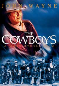 The Cowboys - 27 x 40 Movie Poster - Style D