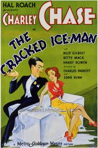 The Cracked Iceman - 27 x 40 Movie Poster - Style A