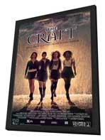 The Craft - 27 x 40 Movie Poster - Style A - in Deluxe Wood Frame