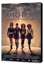 The Craft - 27 x 40 Movie Poster - Style A - Museum Wrapped Canvas