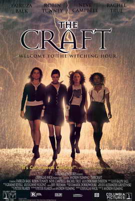 The Craft - 11 x 17 Movie Poster - Style A