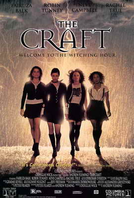 The Craft - 27 x 40 Movie Poster - Style A