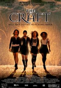 The Craft - 43 x 62 Movie Poster - Bus Shelter Style A