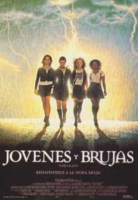 The Craft - 11 x 17 Movie Poster - Spanish Style A