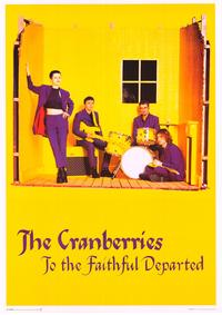 The Cranberries - Music Poster - 25 x 35 - Style A