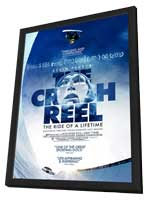 The Crash Reel - 11 x 17 Movie Poster - Style C - in Deluxe Wood Frame