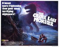 The Crater Lake Monster - 11 x 14 Movie Poster - Style A