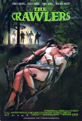 The Crawlers - 43 x 62 Movie Poster - Bus Shelter Style A