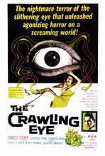 The Crawling Eye - 27 x 40 Movie Poster - Style A