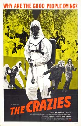 The Crazies - 11 x 17 Movie Poster - Style B