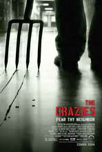 The Crazies - 27 x 40 Movie Poster - Style B