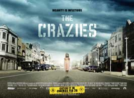 The Crazies - 43 x 62 Movie Poster - UK Style A
