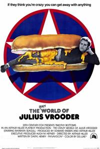 The Crazy World of Julius Vrooder - 27 x 40 Movie Poster - Style A