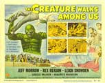 The Creature Walks among Us - 22 x 28 Movie Poster - Half Sheet Style A