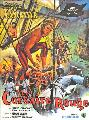 The Crimson Pirate - 11 x 17 Movie Poster - French Style A