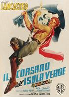 The Crimson Pirate - 11 x 17 Movie Poster - Italian Style B